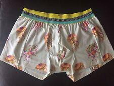 Rare Versace Mare Jelly Fish Swim Shorts (Size 48)
