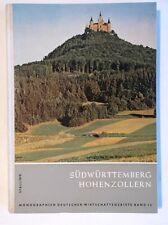 Südwürttemberg Hohenzollern - Monographien Deutscher Wirtschaftsgebiete    /S50
