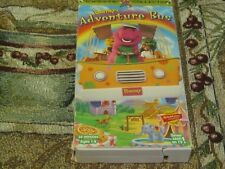 CLASSIC COLLECTION BARNEY'S ADVENTURE BUS~TESTED VHS~BABY BOP~BJ~17 GREAT SONGS~