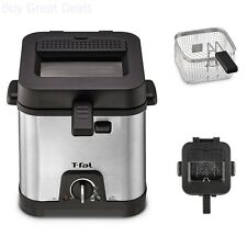 Deep Fryer Oil Capacity Mini Deep Fryer Home Kicthen Appliances Cooking Dining