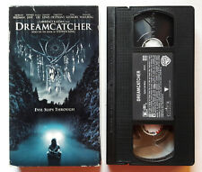 2003 Dreamcatcher Stephen King HORROR MOVIE ORIGINAL VHS TAPE