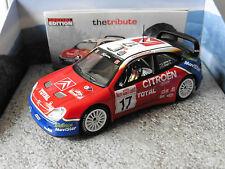 CITROEN XSARA TURBO WRC #17 RALLYE MC 2003 MCRAE RINGER VANGUARDS VA99901 1/43