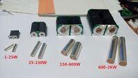 1-25W  25-150W 150-600W 600-2KW RF Transformer for power Amplifier DIY kits