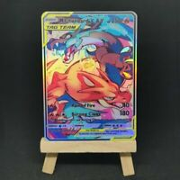 Mega Charizard X and Y Tag Team - Custom Pokemon Card