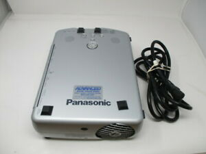 Panasonic PT-L711U LCD Projector, Great Condition  No remote  Works!