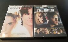 Claire Danes Dvd Lot Stage Beauty Its All About Love Tested Free Shipping (BX2)