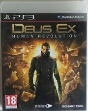 Deus Ex Human Revolution. Ps3. Fisico. Pal España