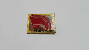 Pin Tinnie Political Soviet DDR Parteitag Kampf Position USSR War Cold