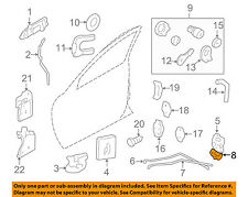GM OEM Front Door-Door Lock Kit 10347027
