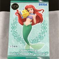 SEGA Disney Princess super premium figure Little Mermaid ARIEL Japan