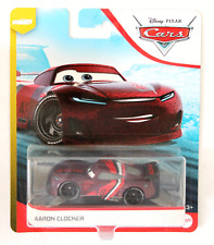 DISNEY PIXAR CARS AARON CLOCKER REVOLTING NEXT GEN PISTON...