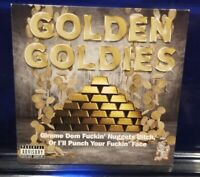Insane Clown Posse - Golden Goldies CD rare psychopathic records rydas icp blaze