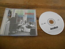CD Pop Incubus - I Wish You Were Here (1 Song) Promo SONY EPIC IMMORTAL jc