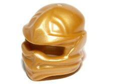 LEGO - Minifig, Headgear Ninjago Wrap, Plain - Pearl Gold (Lloyd - Golden Ninja)