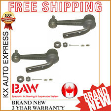 FRONT LEFT & RIGHT STEERING IDLER ARM CHEVROLET ASTRO RWD 2002 2003 2004 2005