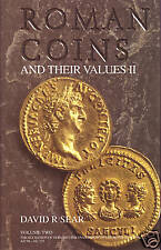 Sear D.R., Roman Coins & their values II, Londres, 2002 - OFFRE SPECIALE !!!
