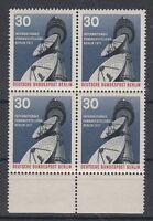 Berlin Mi.Nr. 391 postfrisch , 4-Block