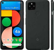 Google Pixel 4a 5G GA02293-US - 128GB - Night Sight,  Just Black (Unlocked)
