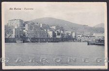 LIVORNO RIO MARINA 08 ISOLA D'ELBA Cartolina 1931