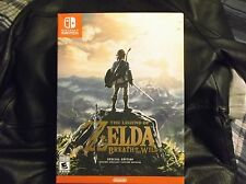 The Legend of Zelda: Breath of the Wild Special Edition(Box Only)