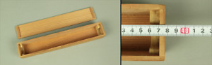 "STORAGE BOX For Kakemono Kakejiku Hanging scroll Inside L 14.6"" / 37.1cm BO226"
