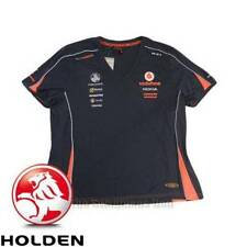 """""""LOWNDES/WHINCUP"""" TEAM VODAFONE GRAY V-NECK SHIRT, Retail Price $45.00"""