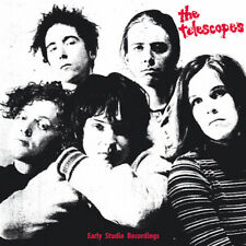 THE TELESCOPES Early Studio Recordings LP . shoegaze jesus and mary chain