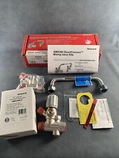 """New Honeywell AMX300TLF Thermostatic Mixing Valve with 8"""" Connector Lead Free"""