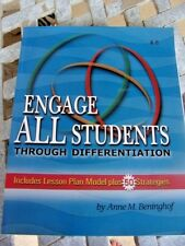 """Engage ALL Students Through Differentiation""  K-8th grade Education"