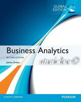 NEW 3 Days Express to AUS / NZ Business Analytics 2E James R. Evans 2nd Edition