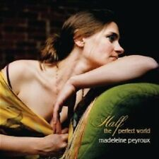 "MADELEINE PEYROUX ""HALF THE PERFEKT WORLD"" CD NEW+"