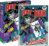 Batman Jocker's 500 Pezzi Puzzle 480mm x 350mm (NM 62108)
