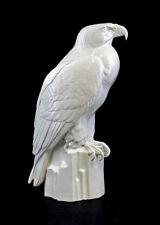 9941864 Porzellan Figur RIESIGER Adler ENS weiß H47cm