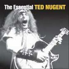 TED NUGENT The Essential 2CD BRAND NEW Best Of Greatest Hits