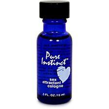 Pure Instinct Pheromone Perfume Cologne Oil Sex Attractant Phermone For Women