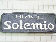 Hiace Solemio Patch (#4672)*