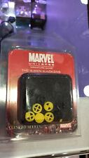 Knight Models Marvel Miniatures Game X-Men plastic Markers