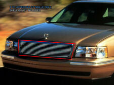 Fits 2000-2005 Cadillac Deville Polished Billet Grille Front Grill