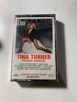 Tina Turner Private Dancer Cassette Tape 1984 Capitol