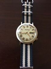 Vintage Bulova Accutron watch in excellent condition