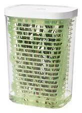 OXO Green Saver Herb Vegetables Container Keeper, 2.7L, Green