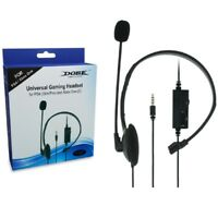 Dobe PS4 / Xbox One / PC Live Chat Headset with Microphone and Volume Control