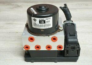 2005-2007 NISSAN MURANO 3.5L GAS ABS ANTI LOCK BRAKE PUMP CONTROL MODULE OEM*
