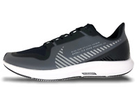 Nike Air Zoom Pegasus 36 Shield Mens Running Shoes Cool Grey/Black AQ8005 003