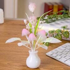 Small Tulip Soft Romantic Sensor Home Decor Night Light Baby Bed Room Light