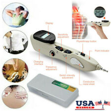 Electronic Acupuncture Pen Meridian Energy Heal Massage Pain Therapy Relief Tool