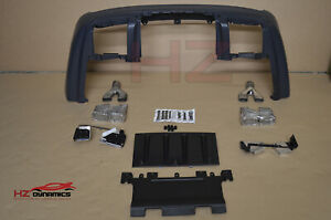 REAR BUMPER WITH EXHAUST TIPS FOR RANGE ROVER VOGUE L405 SVO UK STOCK BODYKIT