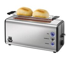 Unold Toaster 38915 OnyxDuplex (silber)
