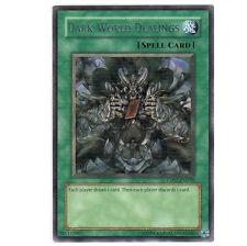 DARK WORLD DEALINGS - CP07-EN010 - Silver Rare YuGiOh Card!