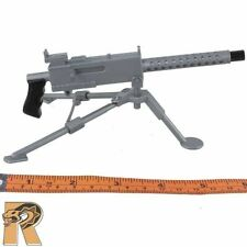 Army Infantry - Browning 1919 Machine Gun - 1/6 Scale - GI JOE Action Figures